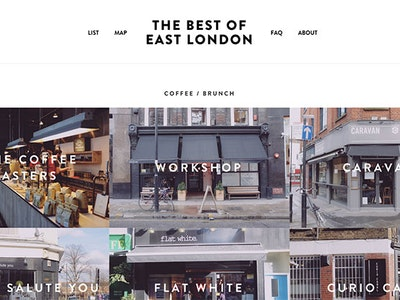 The best of east London