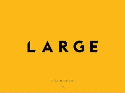 Large Creative
