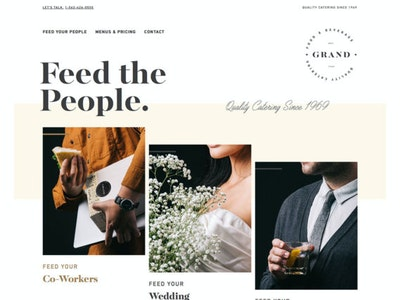 Grand Food and Beverage