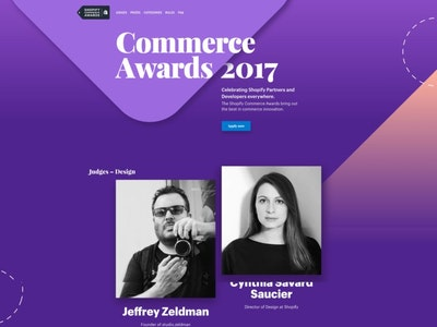 Commerce Awards 2017
