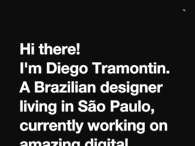 Diego Tramontin