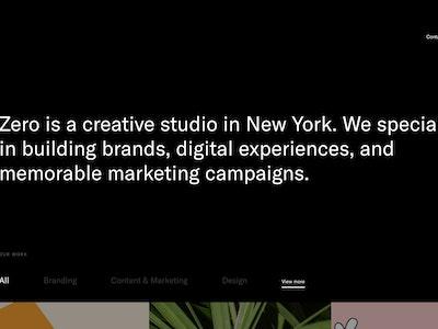 Zero Studios V2