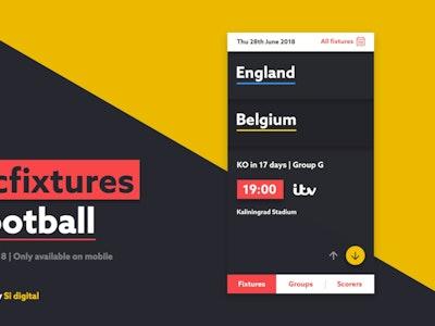 World Cup Fixtures 2018