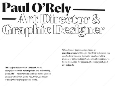 Paul O'Rely