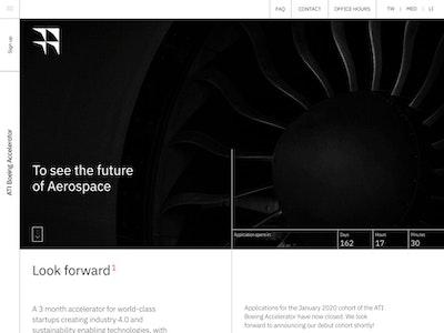 ATI Boeing Accelerator
