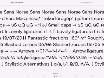 Norse Sans