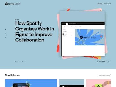 Spotify Design