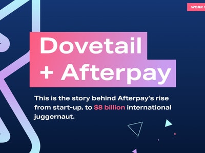 Dovetail + Afterpay