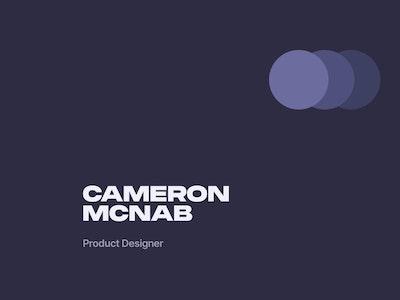 Cameron McNab