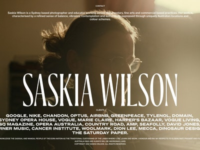 Saskia Wilson